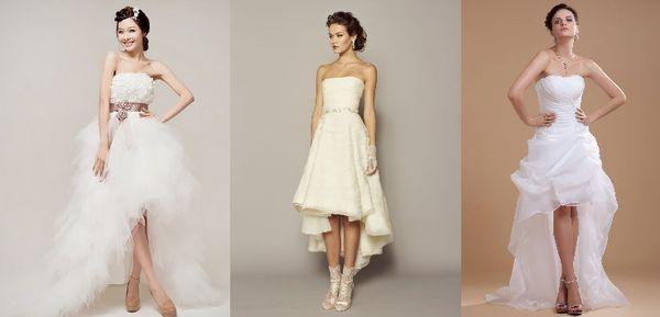 Как удлинить шлейф на платье