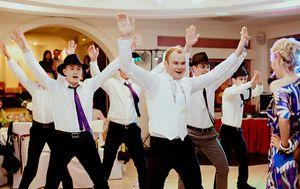 Песни для танцев на свадьбе для гостей веселые
