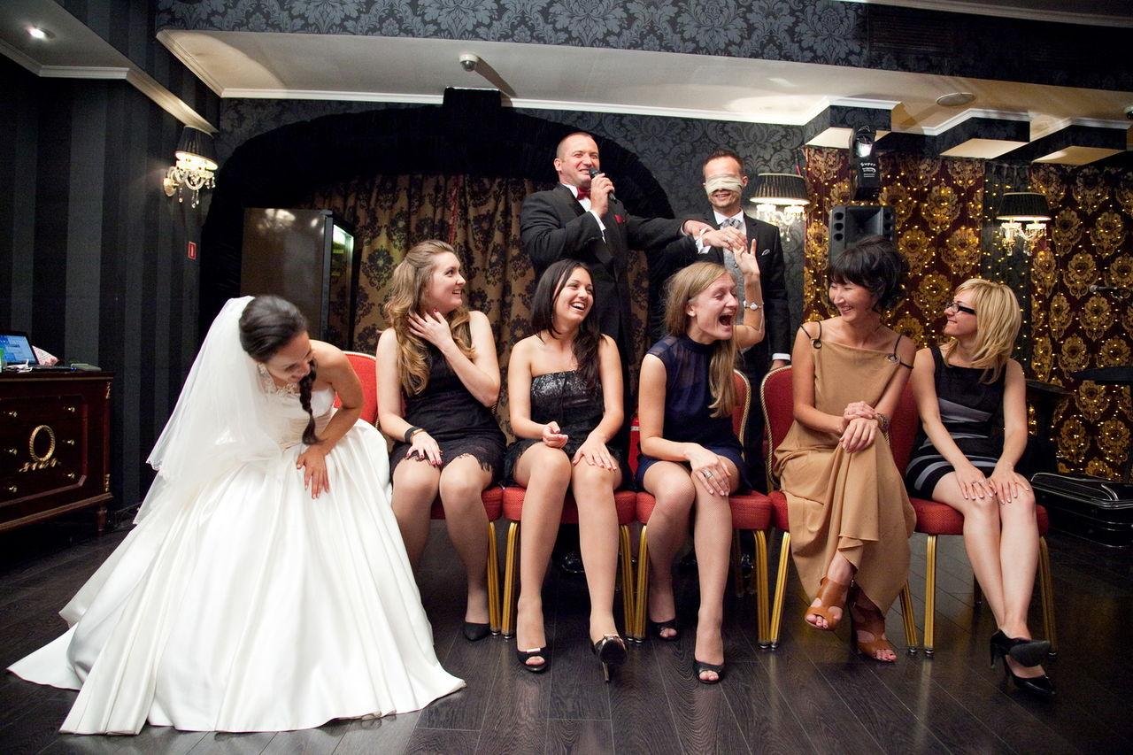Конкурс гардероб на свадьбу