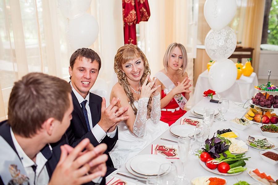 конкурс знакомство за столом на свадьбу