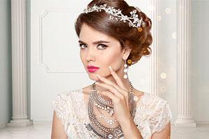 Свадебные украшения для волос своими руками 2