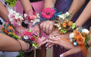 повязки на руку подружкам невесты 3