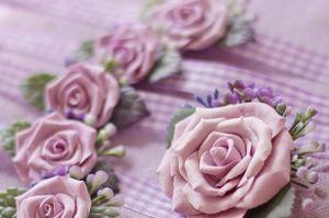 повязки на руку подружкам невесты 7
