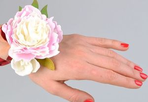 повязки на руку подружкам невесты 8