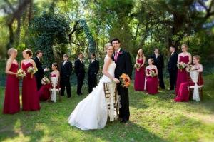 Ягодная свадьба: оформление на фото и идеи сценария