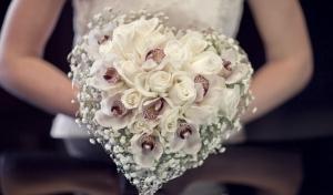 Свадебный букет из гипсофилы для невесты своими руками – фото с розами