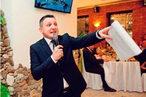 Конкурс на свадьбу «Малыш»: оригинальный текст сценария, реквизит, пример на видео