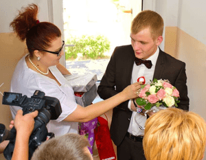 выкуп невесты в стиле больницы 2