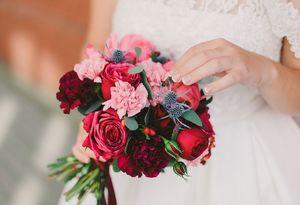 свадебный букет приметы 3