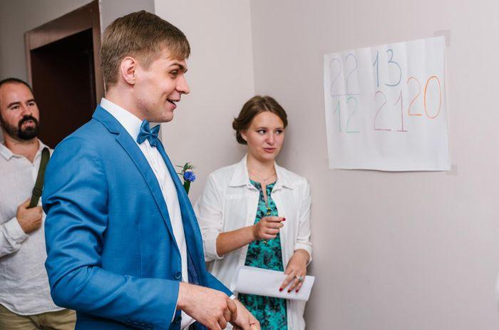 выкуп невесты в стиле больницы 6