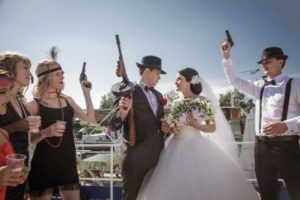 Сценарий свадьбы с выкупом невесты и веселыми конкурсами