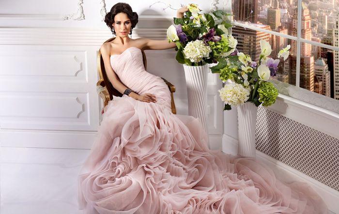 цвет свадебного платья приметы 6
