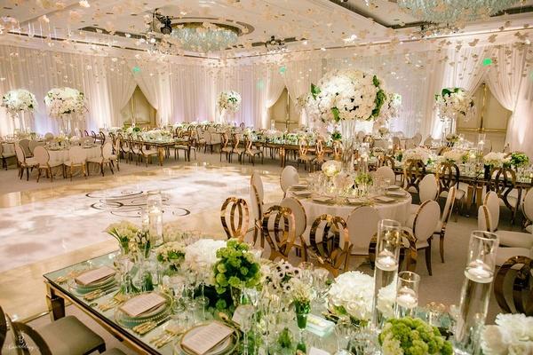 Декор свадьбы в 2018 году: тренды, модные тенденции и акценты