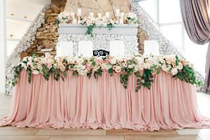президиум на свадьбу 2