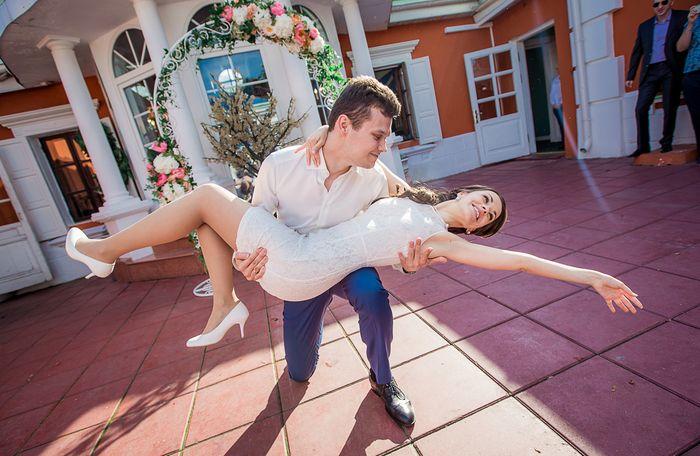 постановка свадебного танца 6