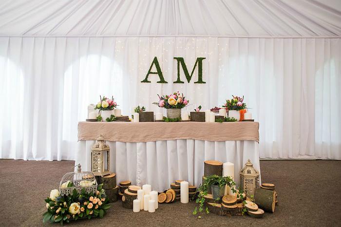 президиум на свадьбу 6