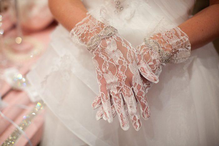 свадебные перчатки своими руками 3