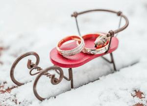 свадьба в январе: приметы 1
