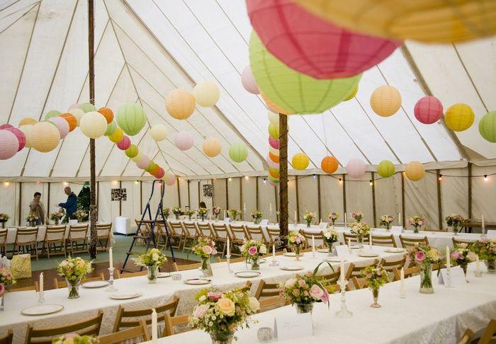 Украшение зала на свадьбу своими руками 4