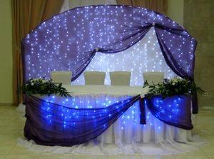 Украшение зала на свадьбу своими руками 7