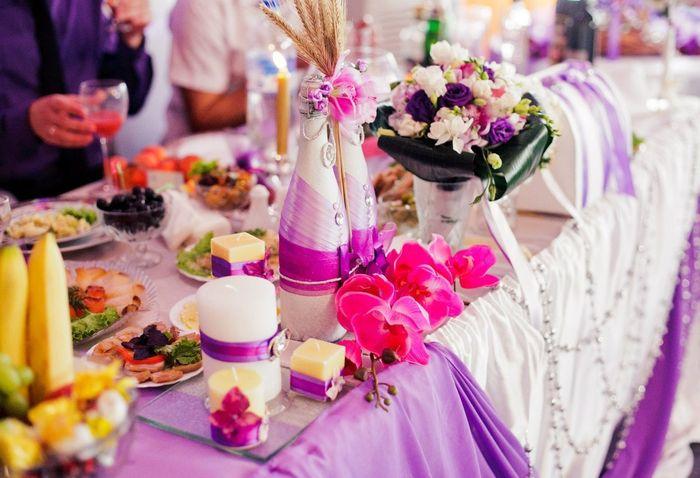 Украшение зала на свадьбу своими руками 8