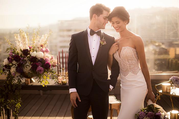 Свадьба в стиле голливуд 1